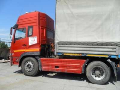 DONGFENG DFL 4181А