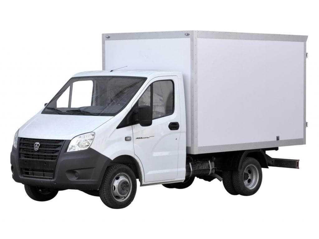 Малый грузовик до 1,5 тонн